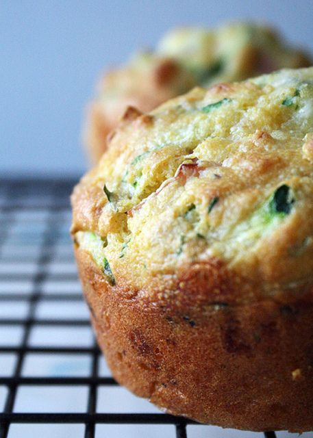 The Gluten Free Scallywag: Something Savoury Zucchini Ham & Corn Muffins: Gluten Free Recipe (& Giveaway!)