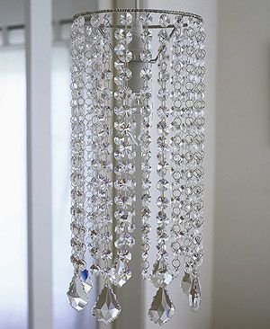 My DIY CHANDELIER Centerpiece Project Wedding Forums HOME AND - Chandelier crystals diy