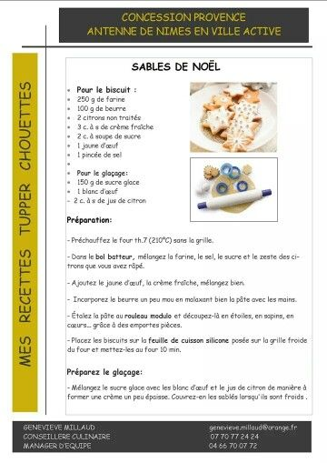 1000 images about recettes tupperware on pinterest - Recette tupperware pour noel ...