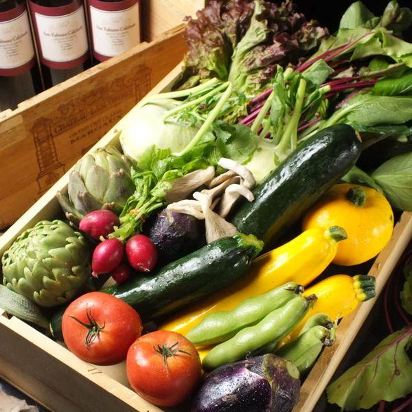 イタリアンにうってつけの野菜をご紹介、ヘルシーさ満点のレシピ5選