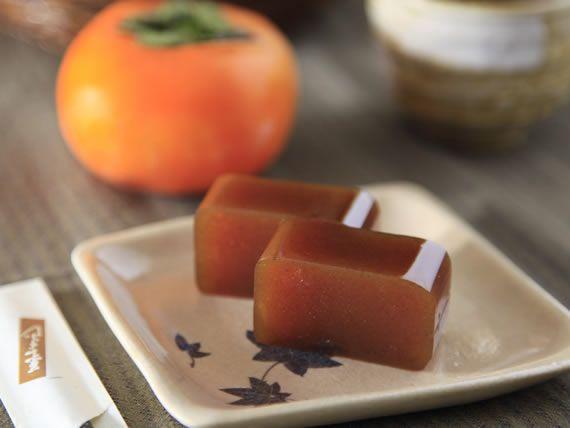 柿ようかん(柿羊羹)柿の専門 奈良吉野いしい