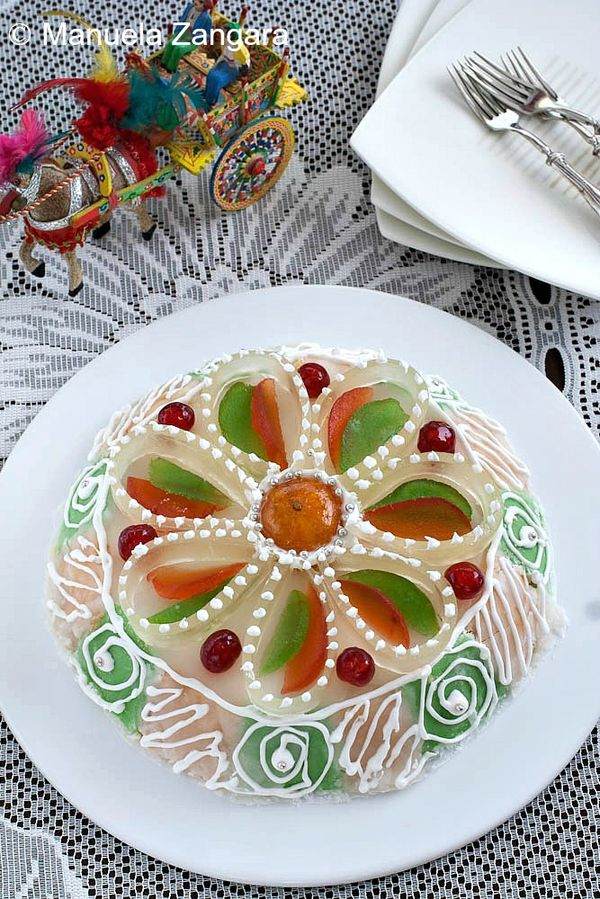 The recipe for the most iconic Sicilian cake: Cassata Siciliana!