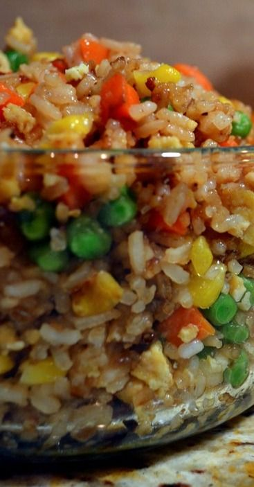 teriyaki fried rice | culinaryflo