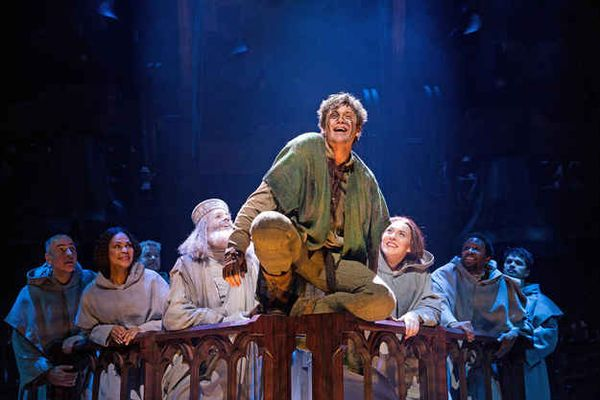 """Here's Your First Listen Of """"Out There"""" From The """"Hunchback Of Notre Dame"""" Musical"""