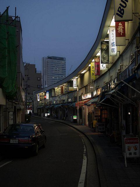 野毛 back alley   by kasa51