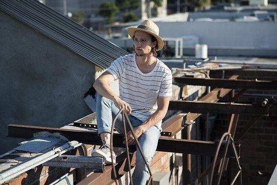 【JOOY男子のスキンケア】メンズの紫外線対策はUVカットの帽子で始める