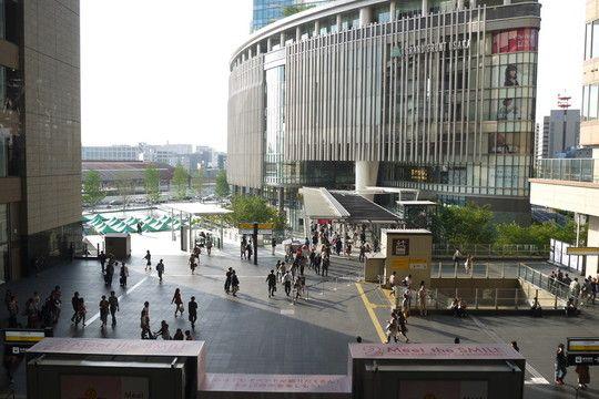 グランフロント大阪でランチしたい!子連れでも安心のお店11選