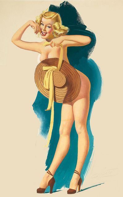Pin Up classic pinup