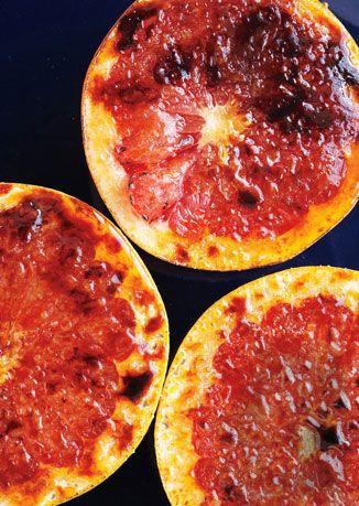 // Grapefruit Brûlée