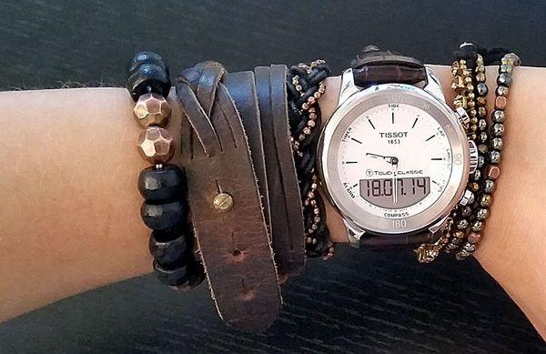 #Tissot montres T-To