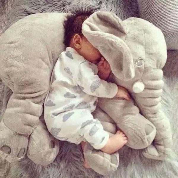 INS large elephant pillows cushion baby plush toy stuffed animal kids gift