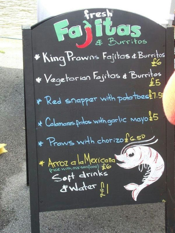 Weymouth seafood fes