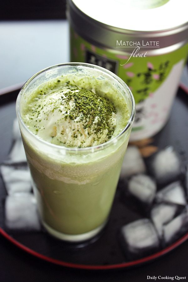 Matcha Latte Float | Daily Cooking Quest