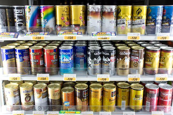 缶コーヒー好きは要チェック、おすすめ30選!色々飲んでみたくなる♪