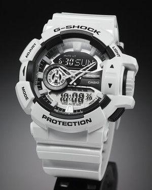G-SHOCKの白で差し色コーデ!腕時計でアクセントを効かせよう!!