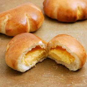 クリームパンを簡単に作ろう!人気店と3個のオリジナルレシピ