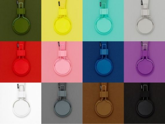 Analog Apartment - A place for people who love records - Simple Headphones in 14 colors