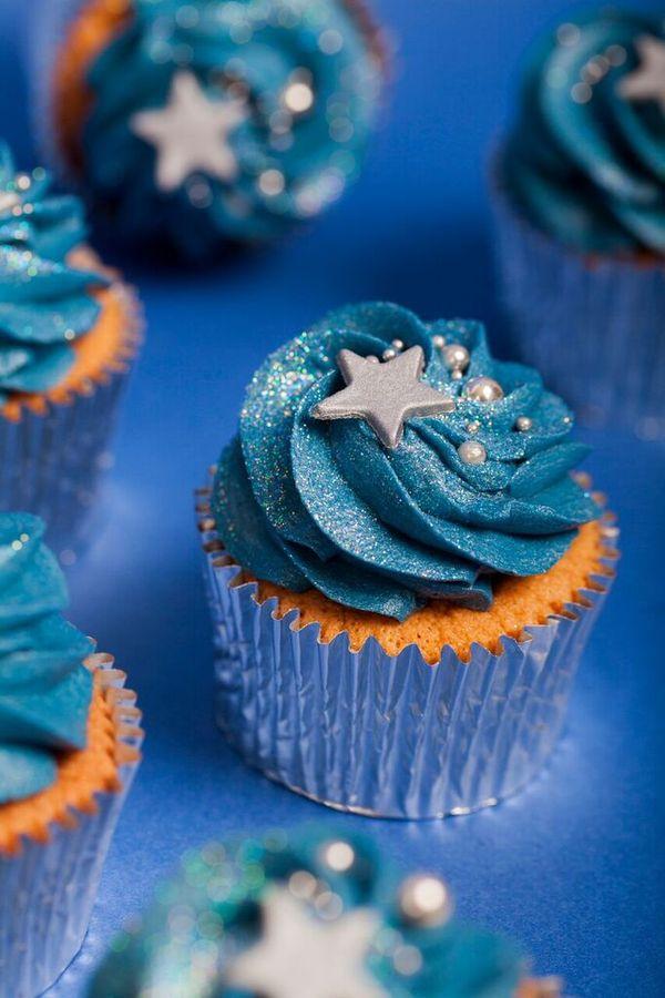Galaxy Cupcakes Création : LITTLE - Petits Gâteaux Crédit : Asphodel