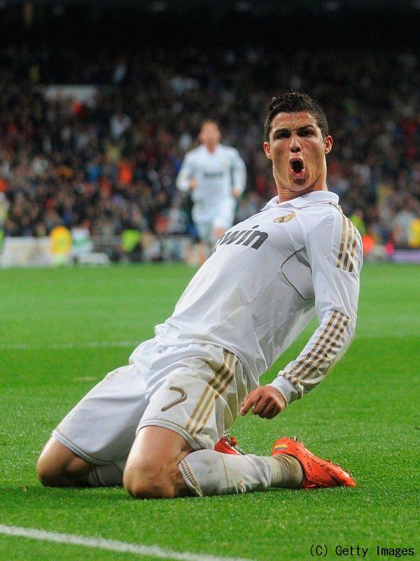 Cristiano Ronaldo (Real Madrid) ohhh baby!!