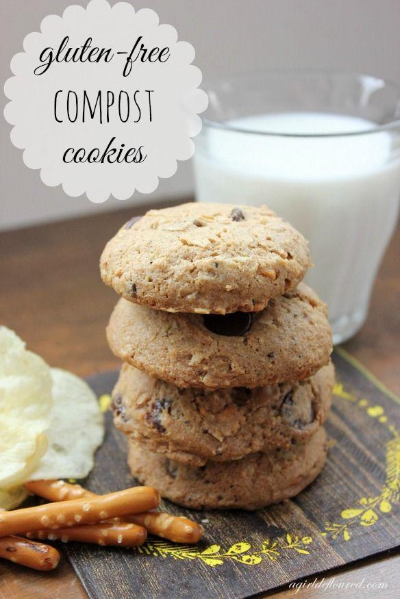 gluten-free compost cookies | a girl defloured