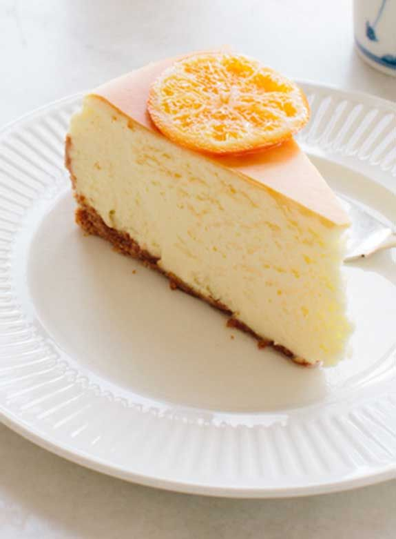 A CUP OF JO: The Best Mascarpone Cheesecake You'll Ever Have