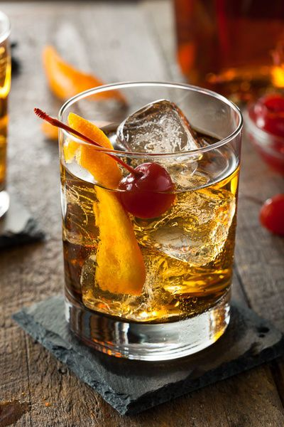 Homemade Old Fashioned Cocktail by Brent Hofacker on 500px