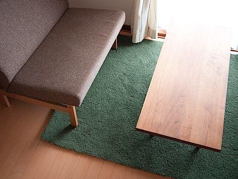 無印良品のラグでプチ模様替え|素材と用途で選んで快適空間を作る