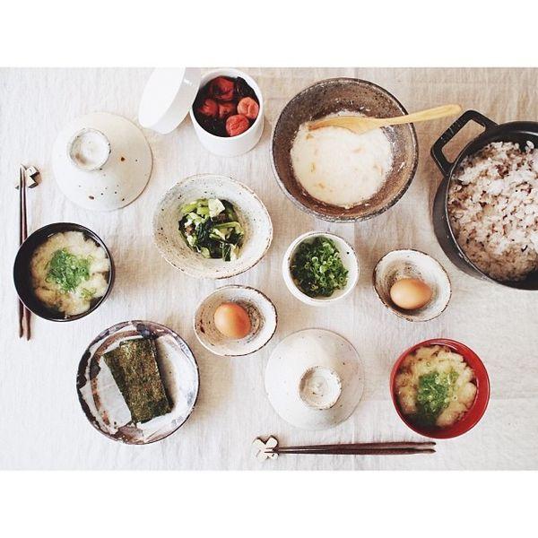 食事で体を労わる☆バランスの良い食事献立21選☆