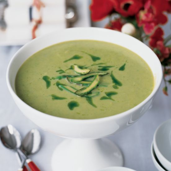 This creamy soup is best the next day, after the flavors have blended; season it generously before serving. Plus: More Soup Recipes and Tips ...