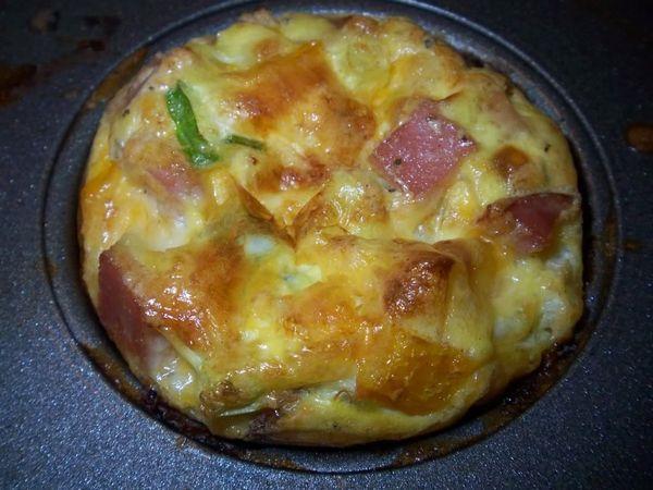 Breakfast egg