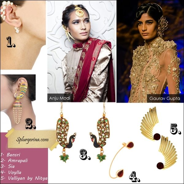 Trend Watch: Ear cuf