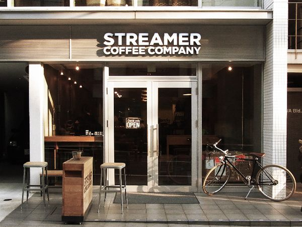 STREAMER COFFEE COMPANY @渋谷