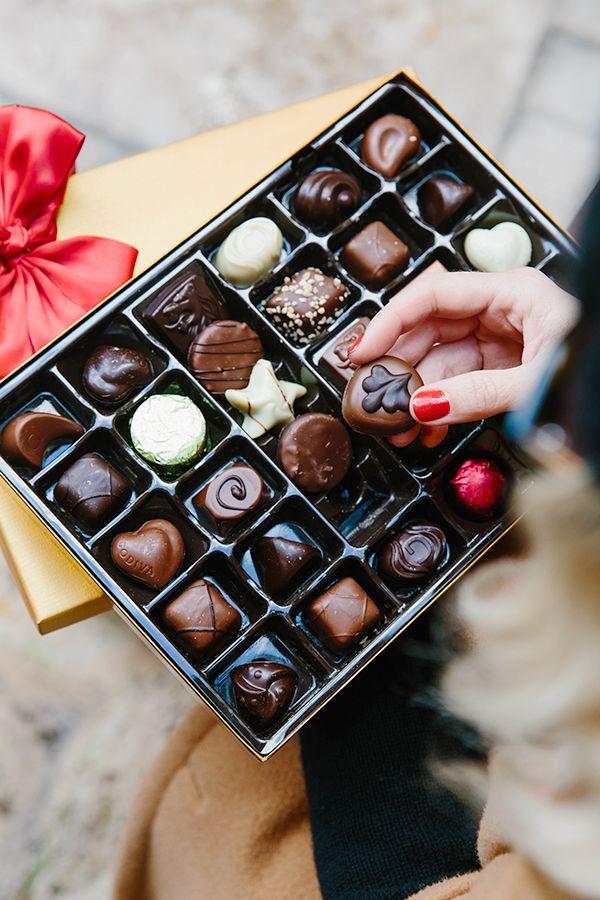 Gifting Godiva chocolates for Christmas via Waiting on Martha #sponsored