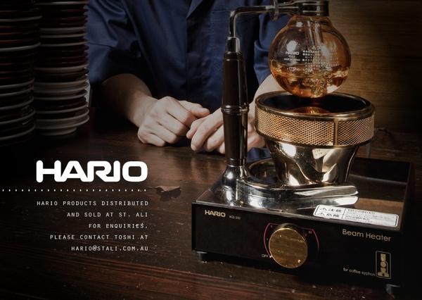HARIO(ハリオ)のコーヒー器具で至高の一杯を。人気とおすすめを厳選してご紹介。