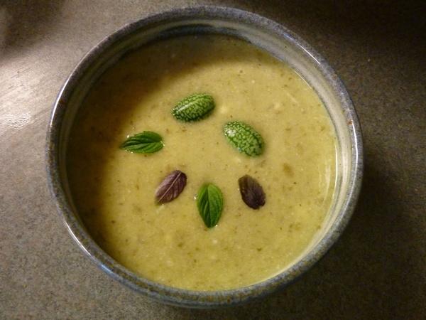 Mouse Melon Soup