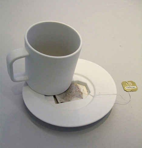 Love it!!!: A coffin for your teabags. | 27 Items All Tea Lovers Need In Their Lives
