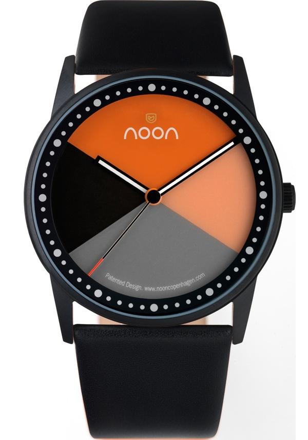 北欧時計ヌーン(noon)|【cool×カジュアル】をユニセックスでつけたいポップカラー
