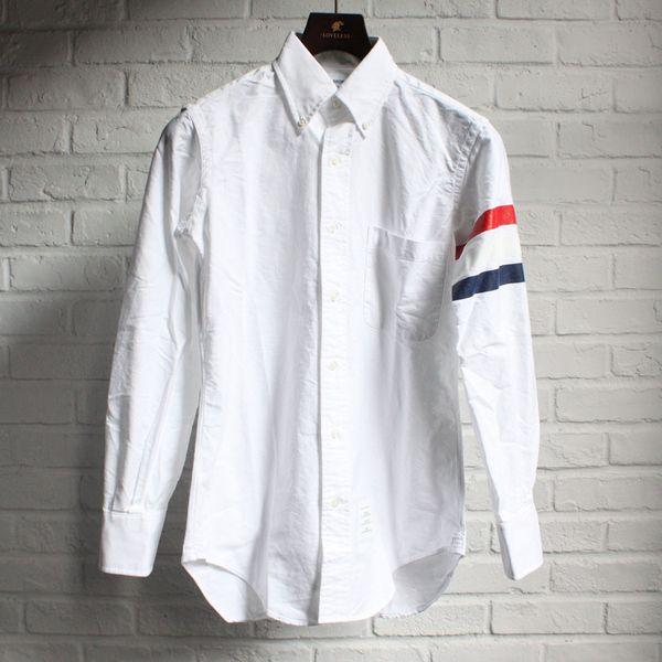 トムブラウンのシャツが今UPDATE。そのディテールを徹底チェック