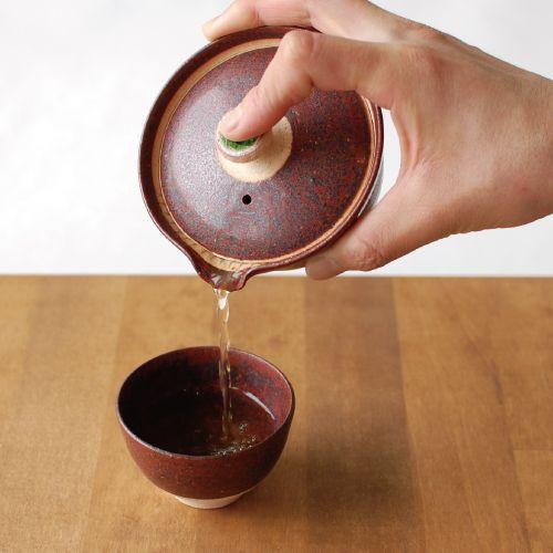 【アールピース】新茶器 / 急須一人 SET