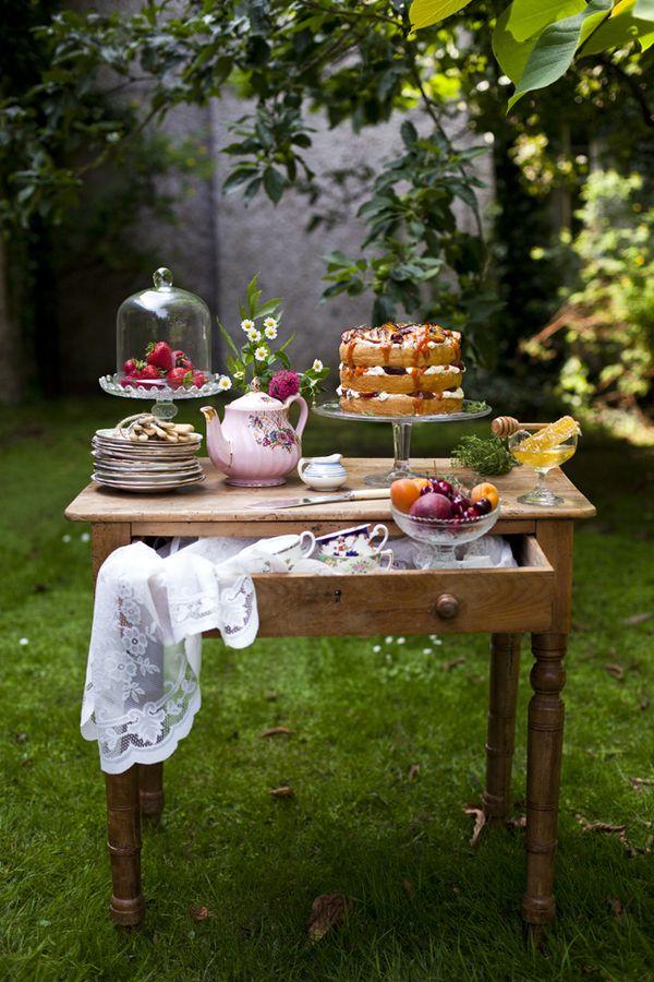 おしゃれなケーキ皿11選!とっておきの一枚で優雅なティータイムを♡