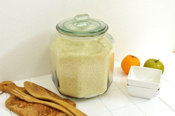 お米の保存はきちんと容器で。ニーズに合ったおすすめ商品ご紹介