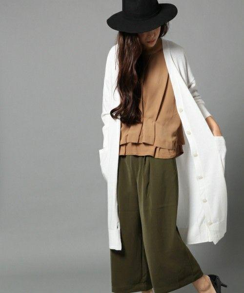【セール】12GV/PBIGロングカーディガン/569299(カーディガン)|BLISS POINT(ブリスポイント)のファッション通販 - ZOZOTOWN