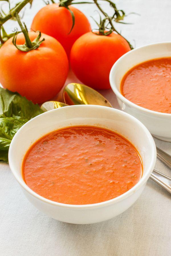 トマトスープの簡単レシピ23選!生でも缶でもとってもおいしい!