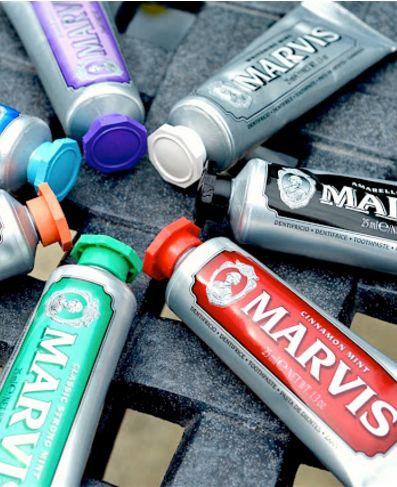 イタリア発デンタルケアブランド「マービス(marvis)」が遂に日本上陸|長年イタリア人に愛され続ける歯磨き粉