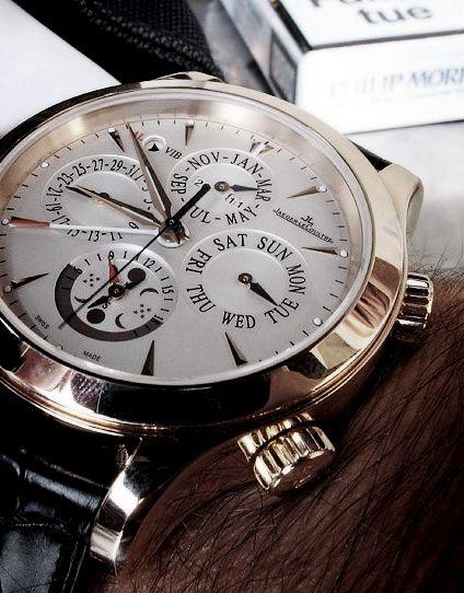 驚嘆の技術力!「ジャガー・ルクルト」の腕時計の精緻な世界。
