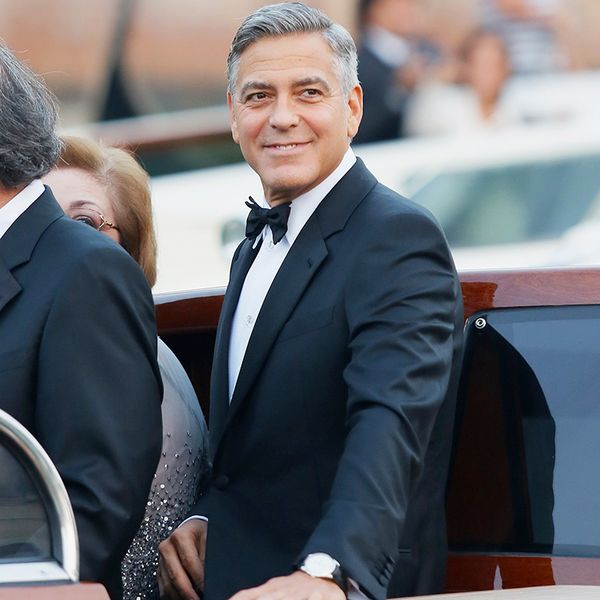 Georges Clooney - Om