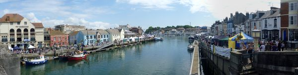 Weymouth Harbour, Do
