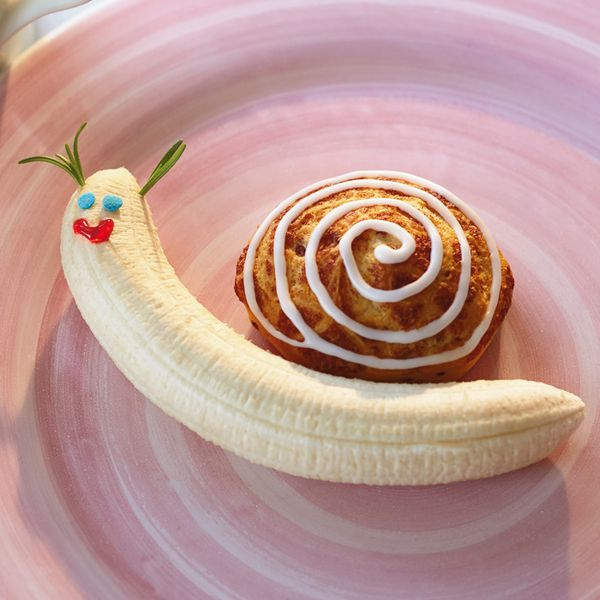Banana & Muffin?.