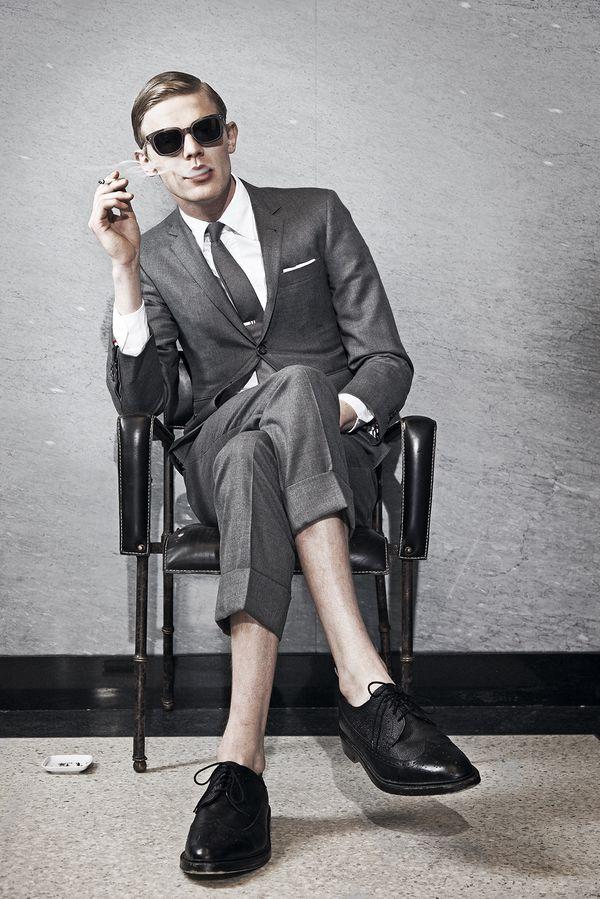 トム・ブラウン、現代のファッション・マエストロ!この衝撃に耐えられるか!?