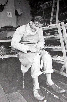 オーセンティックな靴ポールハーンデン大注目!! ポールハーデンではないそうです(驚)。